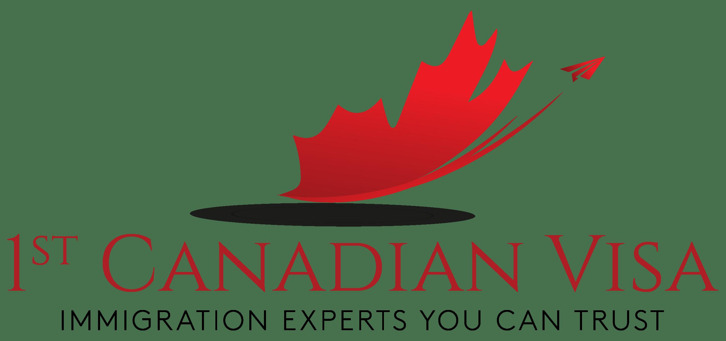 1st Canadian Visa